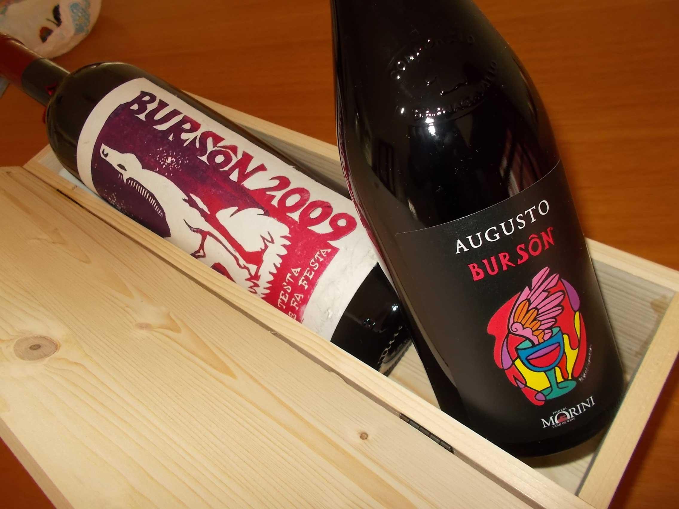 Photo of 2 Bursòn a 94 punti per la guida Wine in London