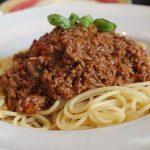 Spaghetti alla bolognese, che sono?