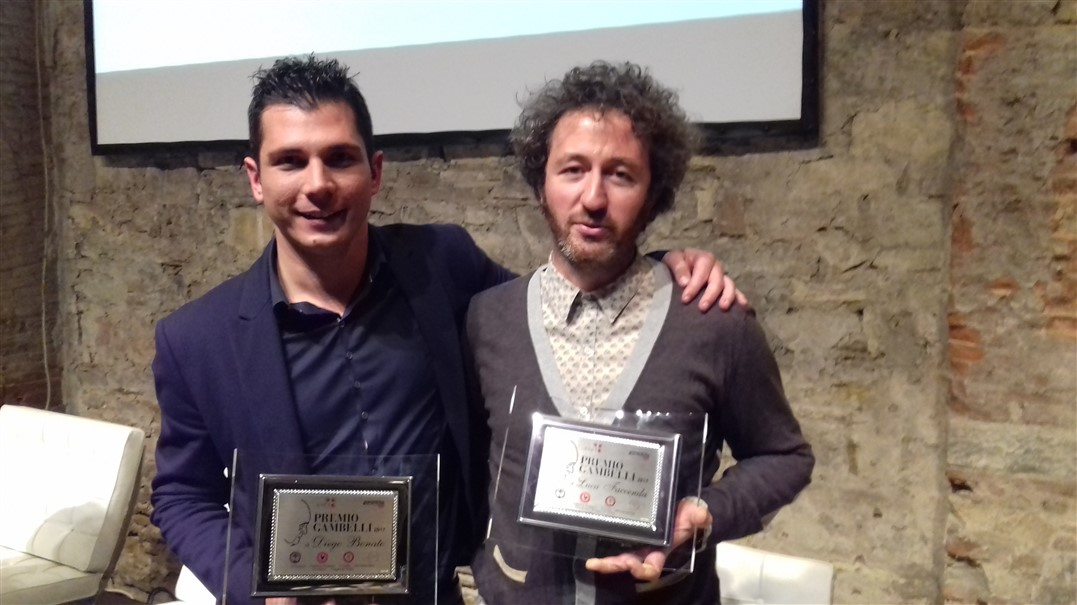 Photo of Premio Giulio Gambelli 2017