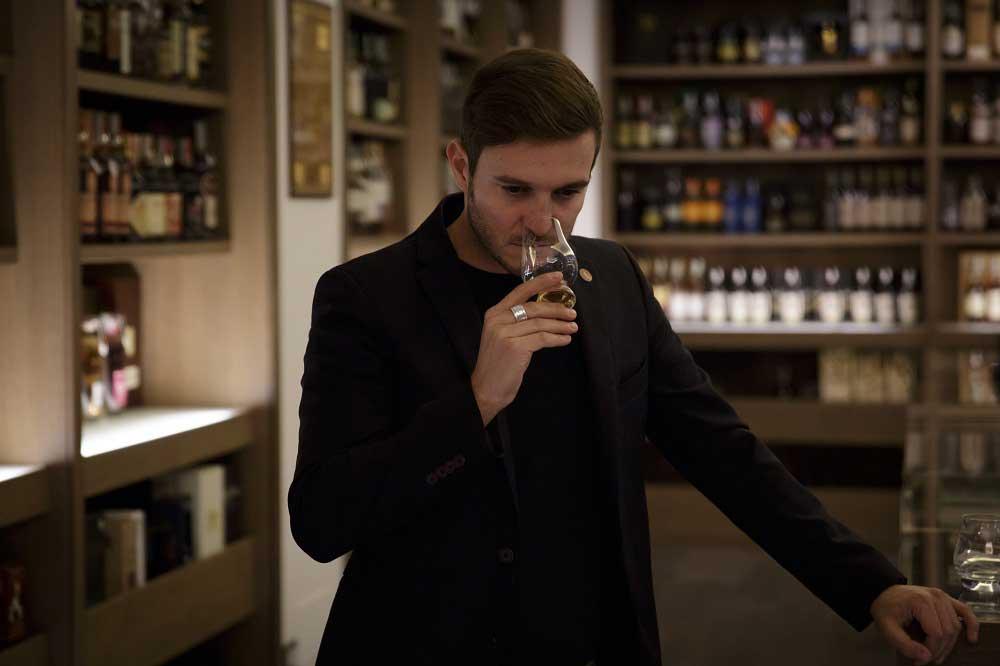 Photo of Andrea Fofi,direttore artistico dello'Spirit of Scotland – Rome Whisky Festival'