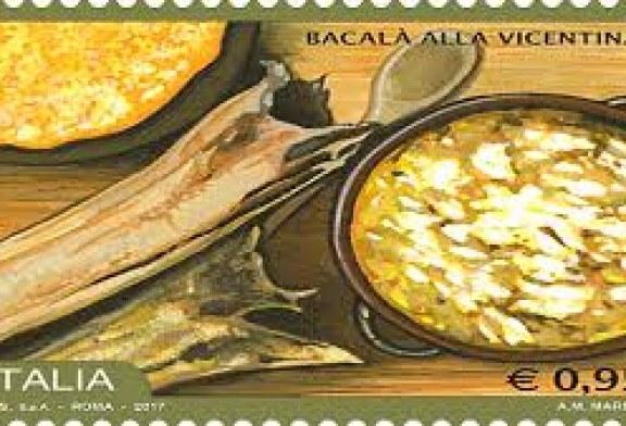 Bacalà alla Vicentina in francobollo