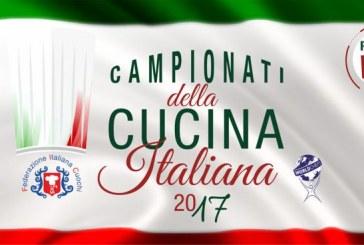 Campionati Cucina Italiana Fic: i premiati