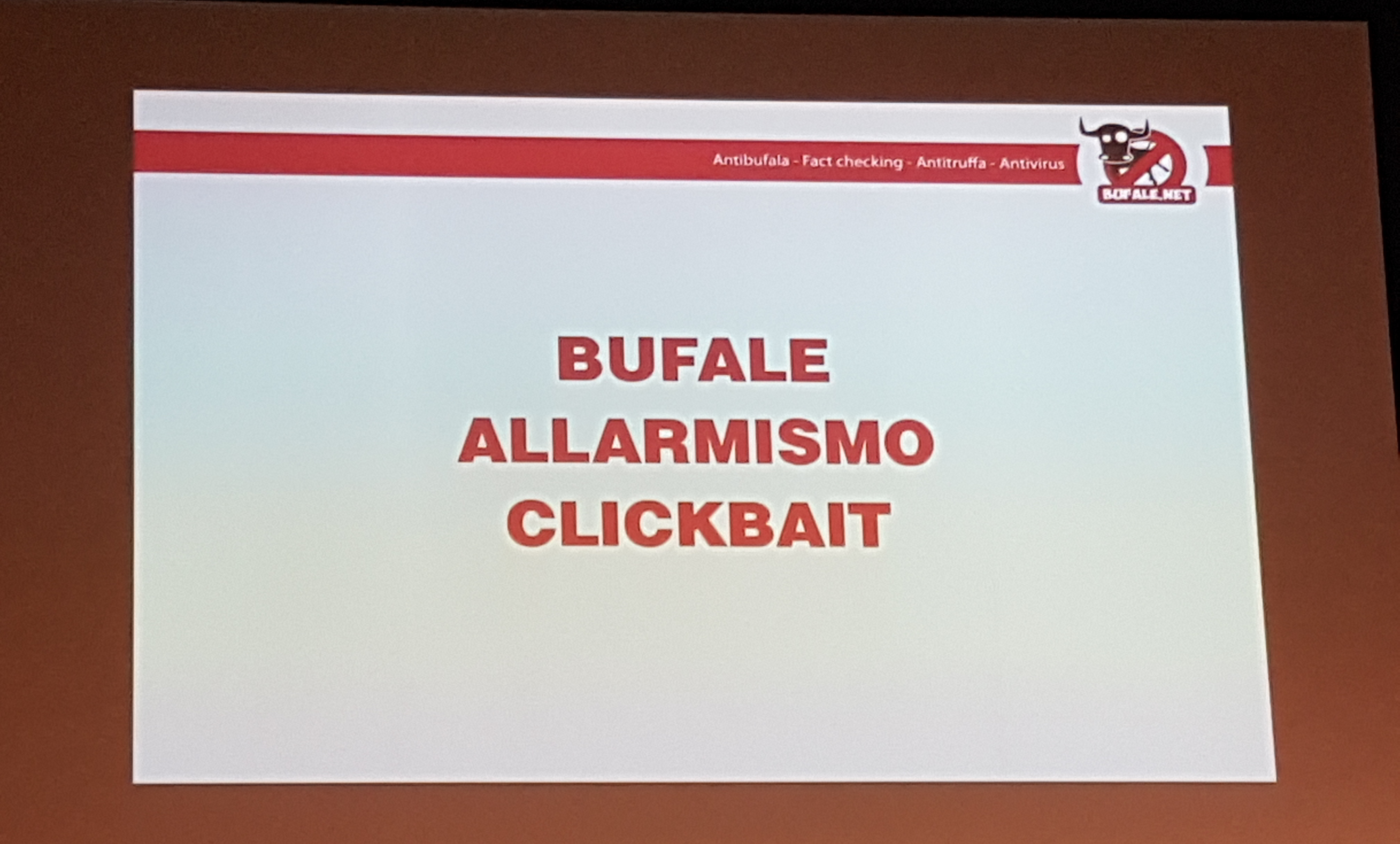 Photo of I giornalisti dell'agroalimentare? Una garanzia!