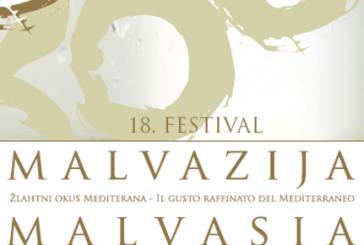 Centodieci Malvasie al Festival di Portorose in Slovenia