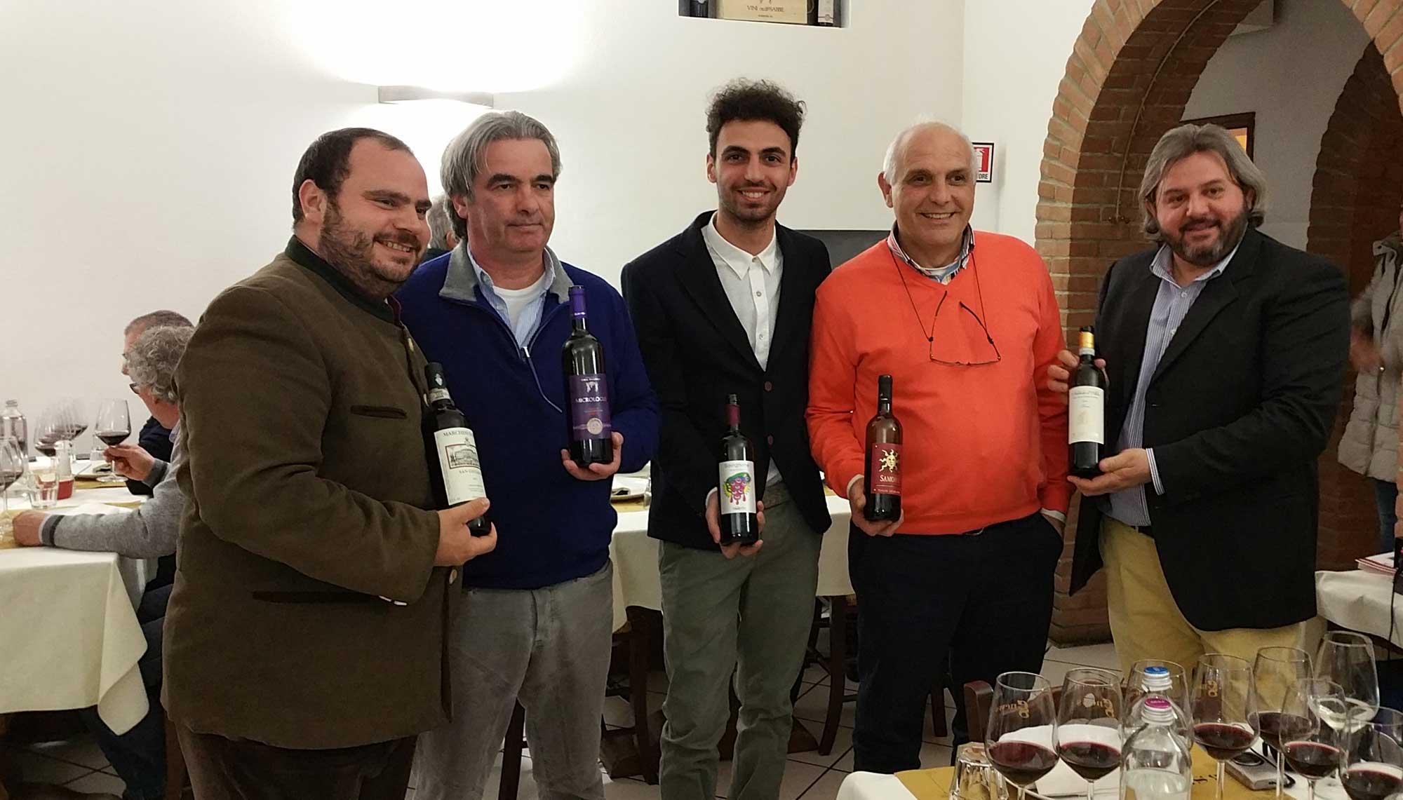 Photo of 5 Sfumature di vino ha dato la vittoria a Micrologus
