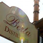 Essenze del giardino nell'Amaro Riserva delle Distillerie Berta