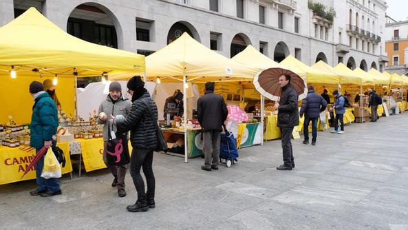 """Photo of COL gusto DIRETTI"""" nel Castello di Brescia"""