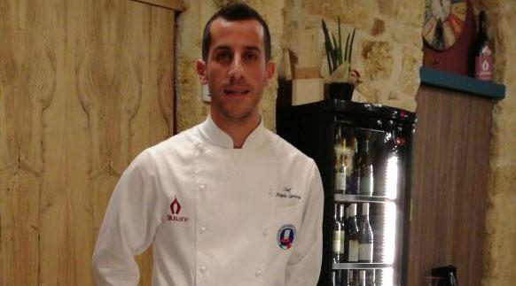 Photo of Un giovane chef illumina la ristorazione ad Alcamo