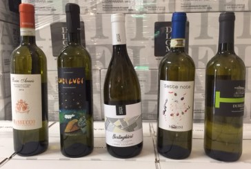 I bianchi di 5 Sfumature di vino
