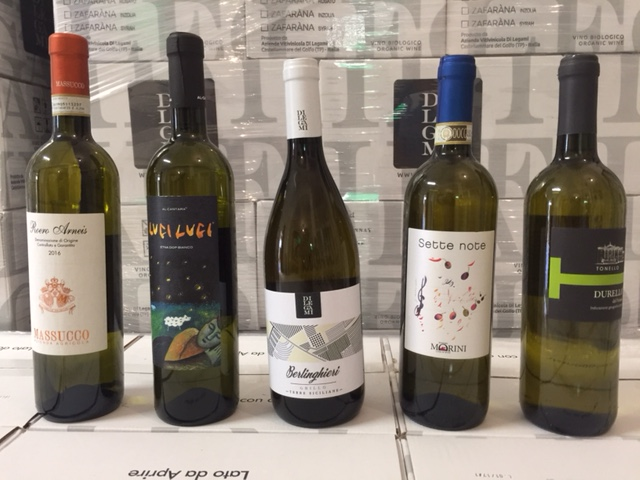 Photo of Cantine Di Legami vince a 5 Sfumature di Vino