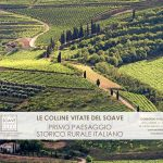 Il Soave punta  dritto al GIAHS Globally  Important  Agricultural  Heritage  System
