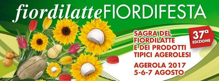 Photo of XXXVII Sagra del FiordilatteFIORDIFESTA ad Agerola