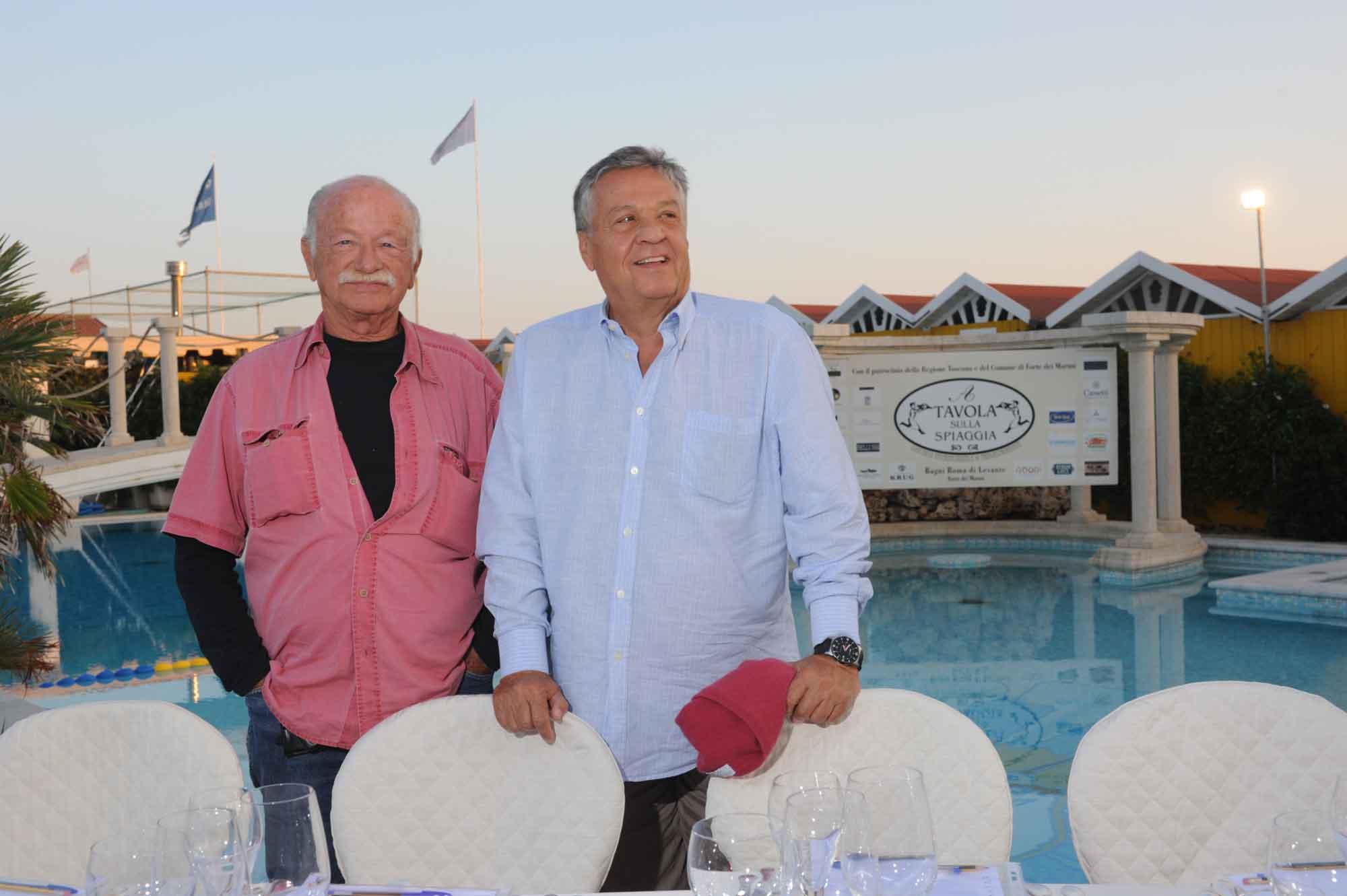 """25 anni di """"A tavola sulla spiaggia"""""""