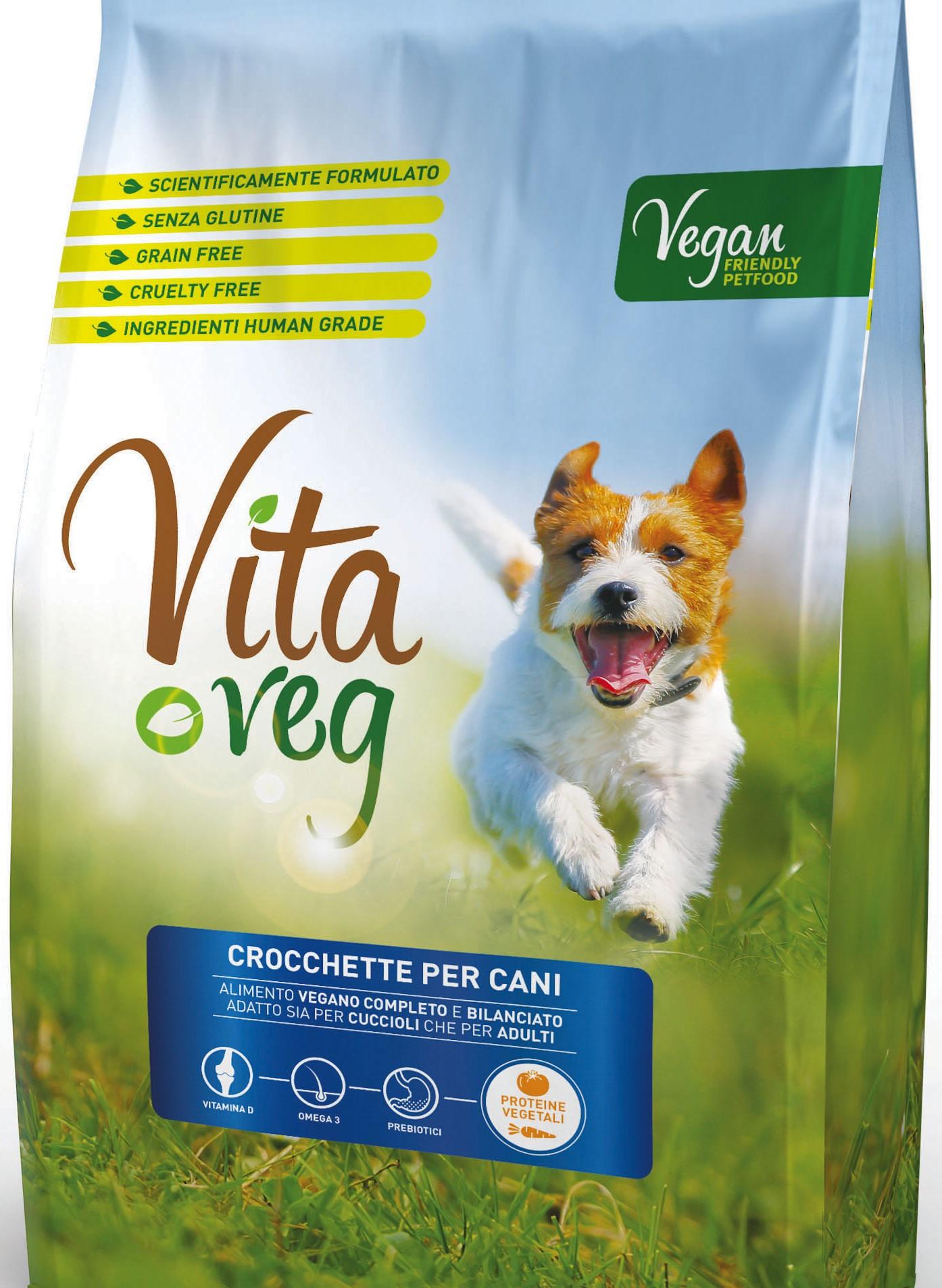 Al Sana Il Cibo Vegano Anche Per Cani E Gatti Egnews
