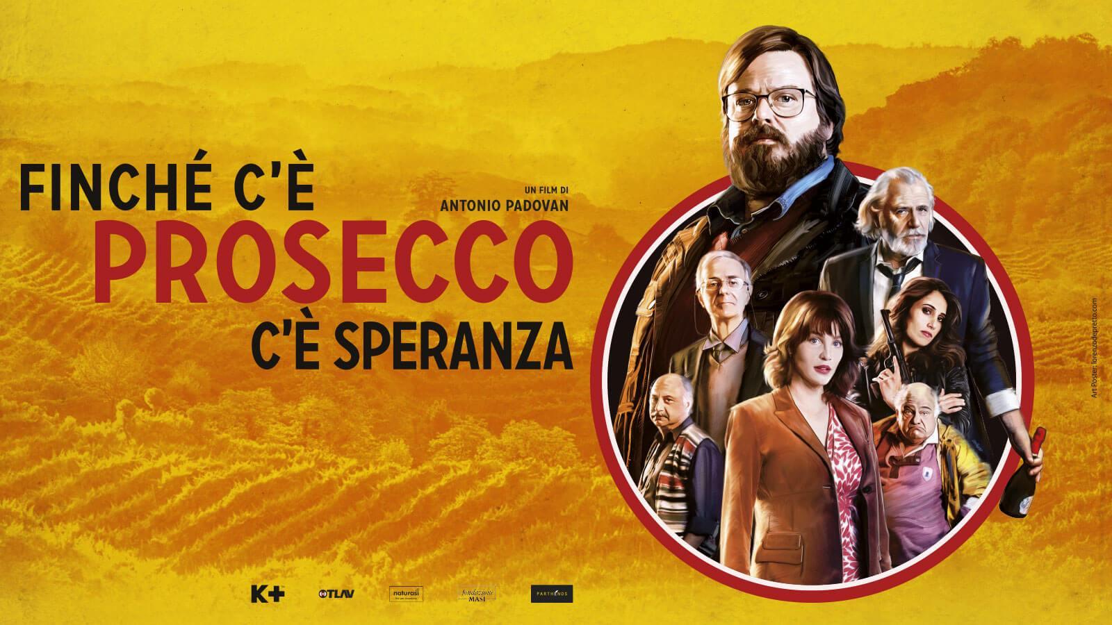 """Photo of """"Finchè c'è Prosecco c'è speranza"""", è Italiana l'ultima pellicola ambientata nel mondo del vino"""