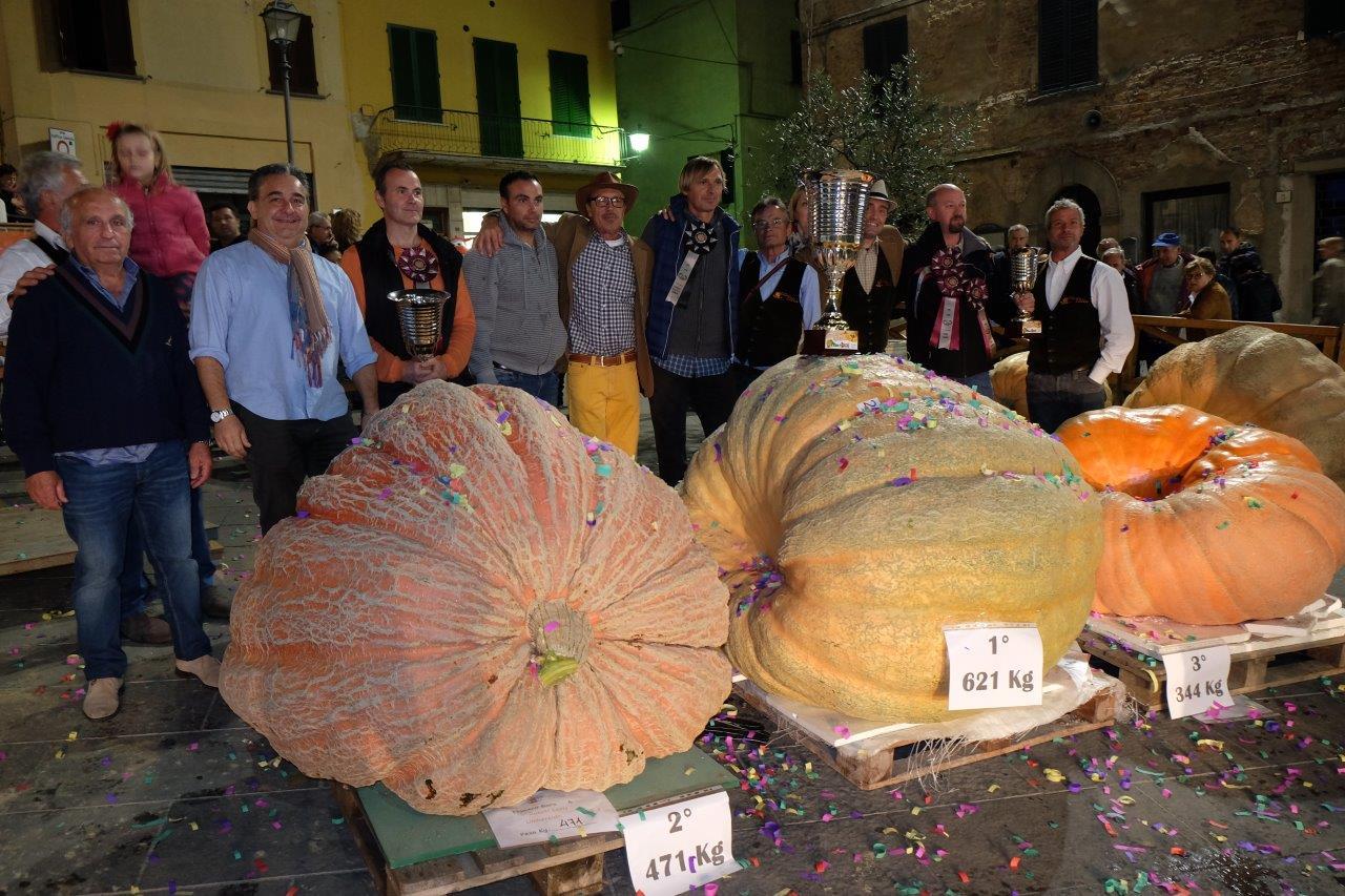 Zucca in festa a Foiano della Chiana