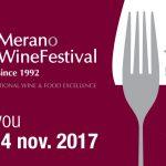 Merano Wine Festival, i numeri dell'edizione 2017