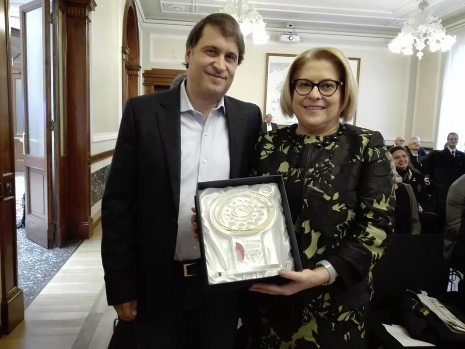 Gabriele Gregolo e Monica Ganz Terre di San Venanzio Fortunato