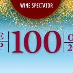 L'Italia è terza per etichette nella Top 100 di Wine Spectator 2017