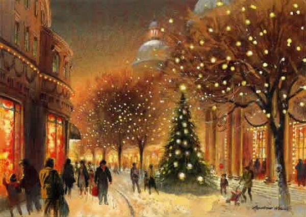 Photo of Mercatini, Babbo Natale, Presepi e atmosfera intorno