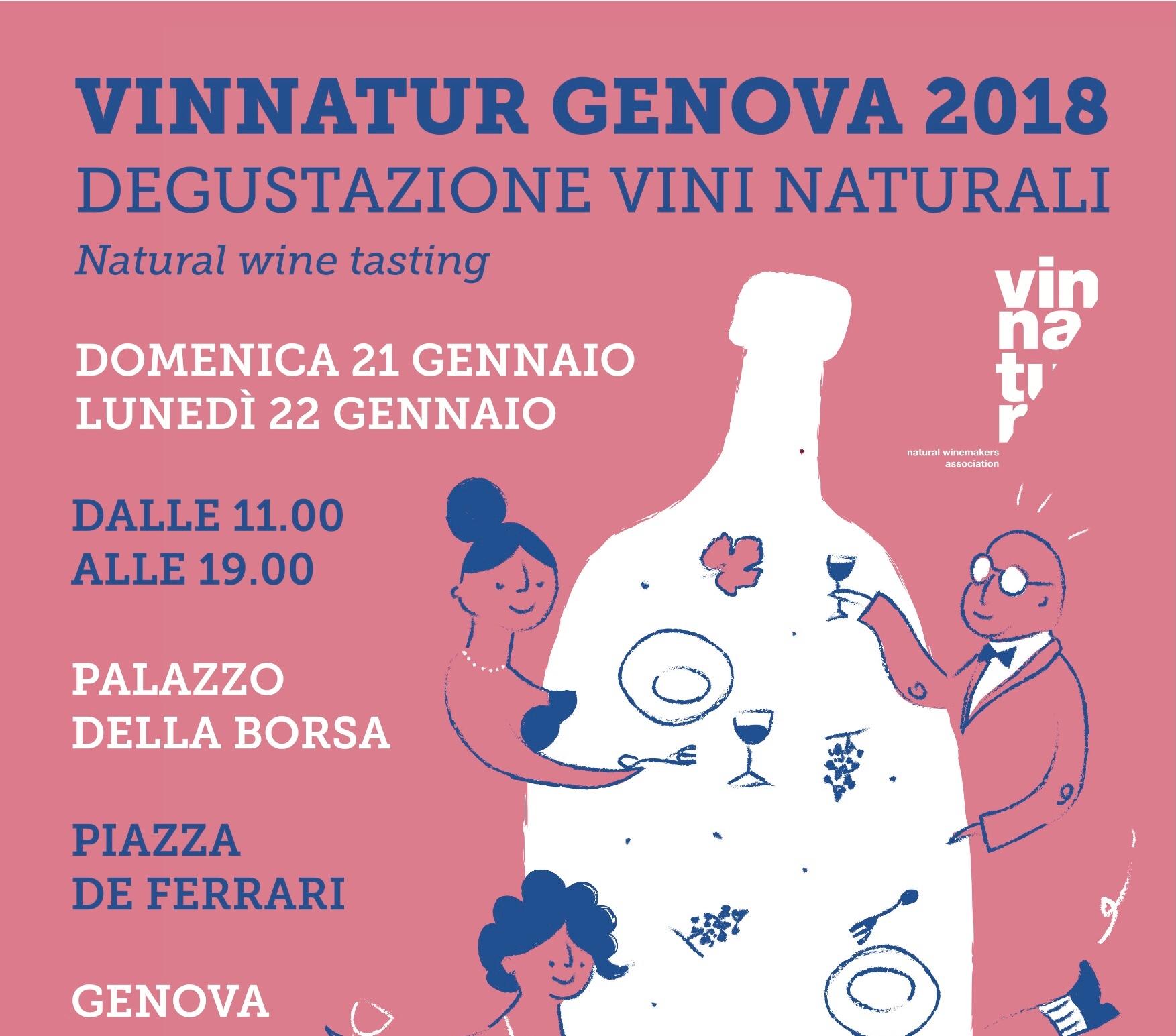 Photo of Vinnatur sbarca a Genova