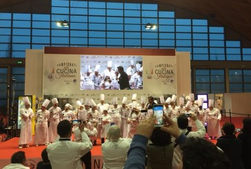 Campionati della Cucina Italiana 2018
