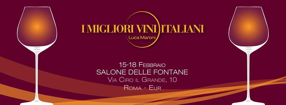"""Photo of """"I migliori vini Italiani di Luca Maroni"""" in programma dal 15 al 18 febbraio a Roma"""