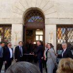 Inaugurata l'enoteca comunale di Lonigo grimaldello per il turismo enogastronomico