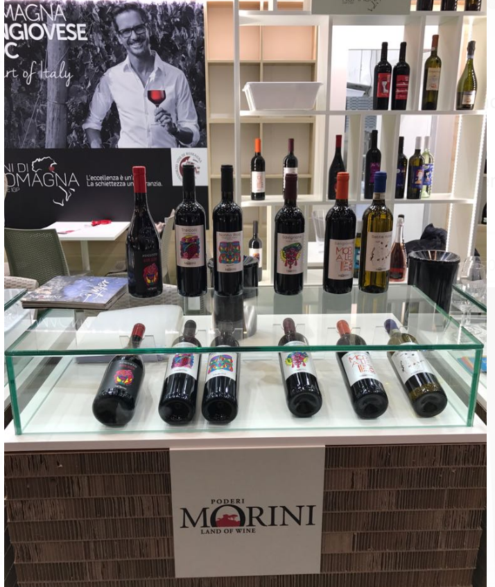 Photo of Prowein ultima tappa europea per Poderi Morini