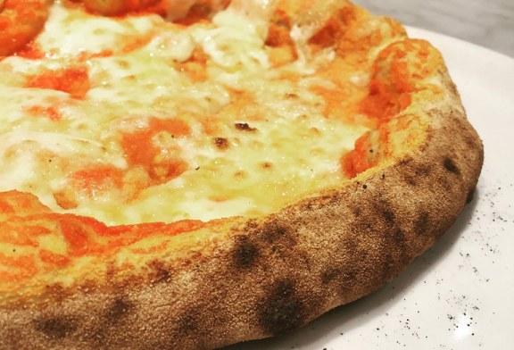 La pizza che profuma di Sicilia