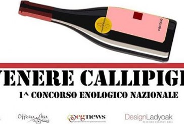 """1^ edizione Concorso Enologico nazionale """"La Venere Callipigia"""""""
