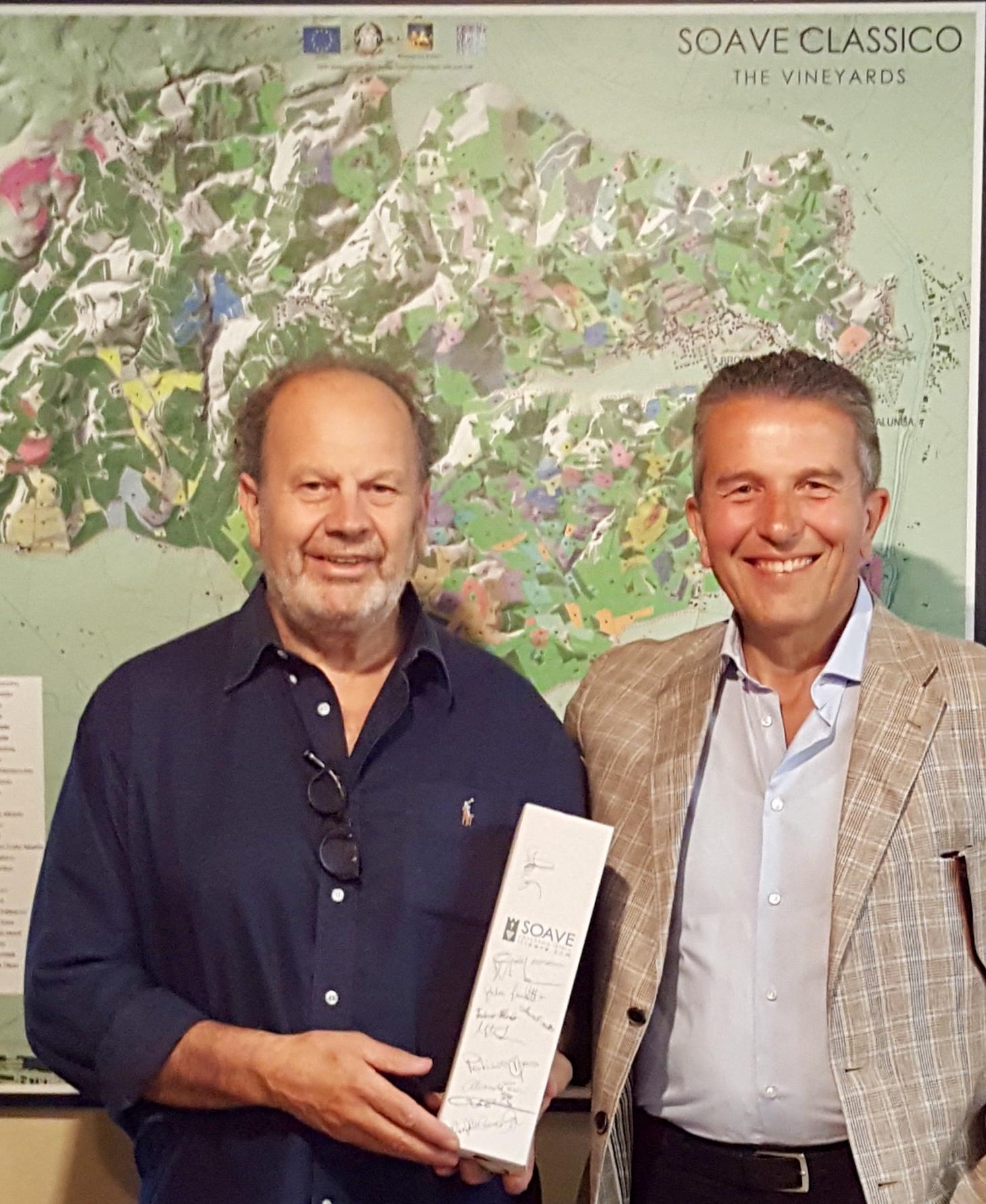 Photo of Un nuovo Presidente per il Consorzio Tutela vini Soave Sandro Gini