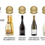 Gilbert & Gaillard premiano i Canti