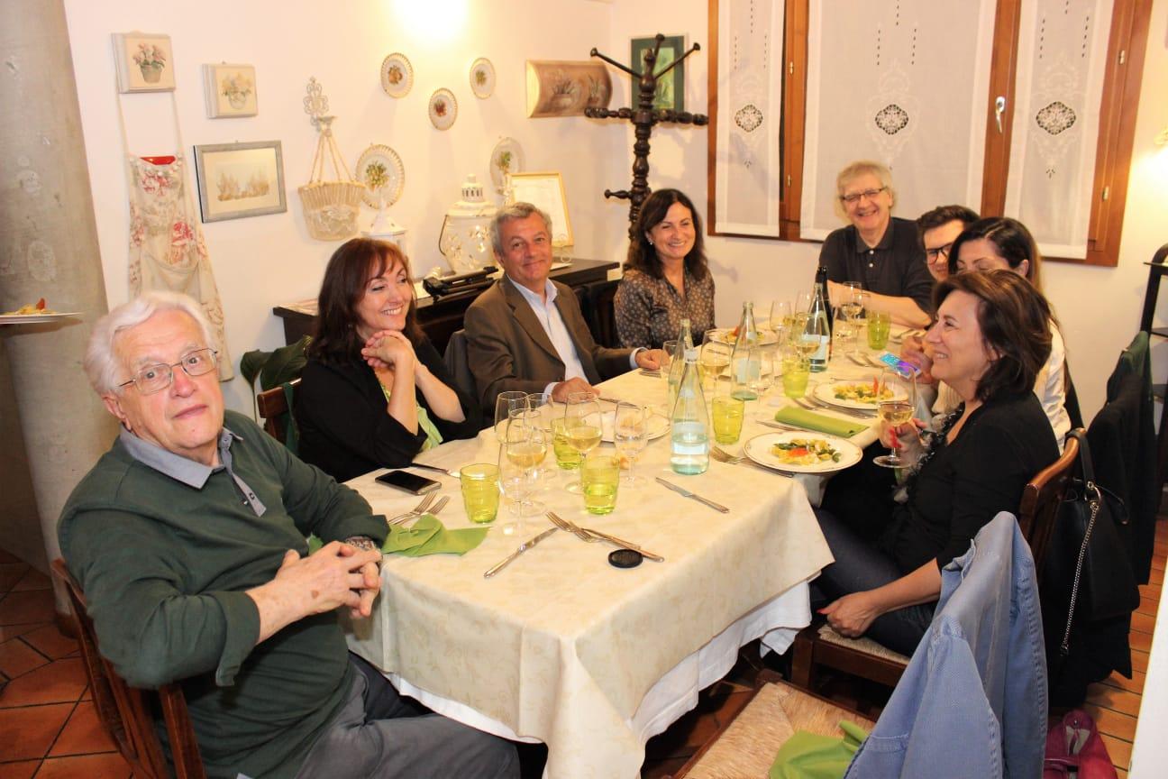 Photo of Alla Cantina Gaggioli ricordando Piero Valdiserra senza tristezza