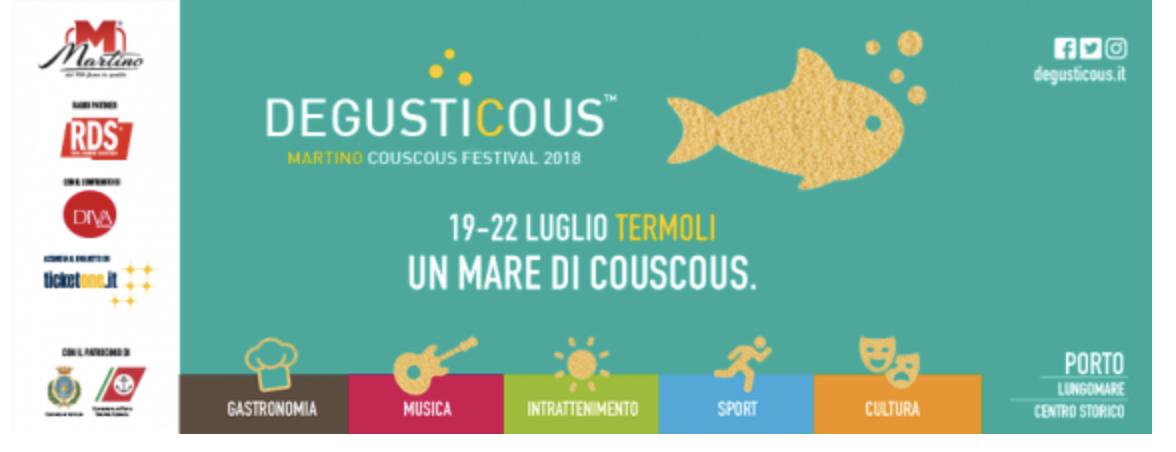 Photo of DegustiCous, il Festival del Cous Cous Italiano a Termoli