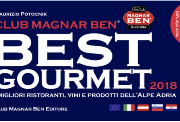 La guida Magnar Ben BEST GOURMET ha inserito 8 ristoranti ferraresi