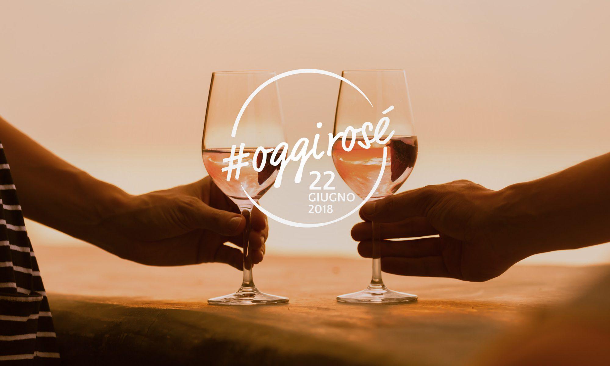Photo of Con #OGGIROSÉ il 22 giugno, l'Italia celebra all'unisono i vini rosati