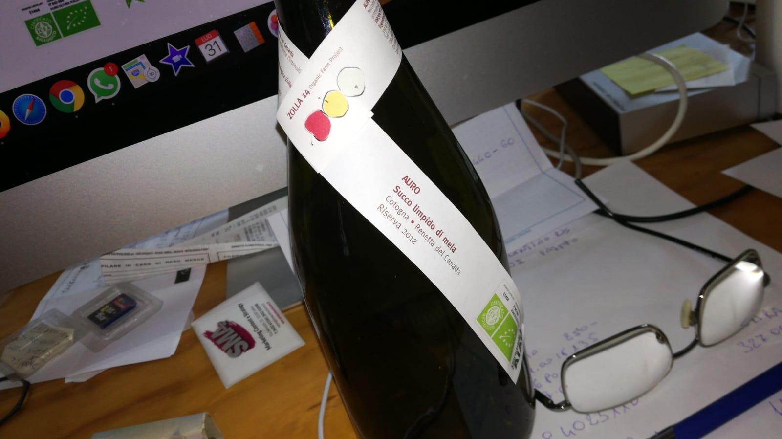 Photo of Succo di mela biodinamico invecchiato tre anni è la nuova frontiera del drink