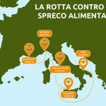 Banco Alimentare: 50.000 porzioni di cibo salvate dalle navi da crociera