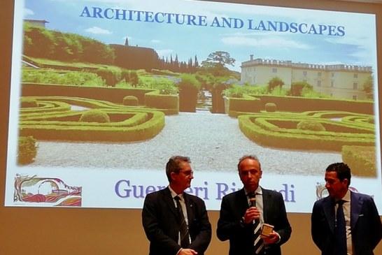Premio Architettura e Paesaggio a Guerrieri Rizzardi