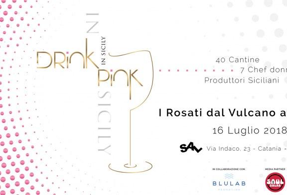 Drink Pink in Sicily, protagonista il rosato siciliano