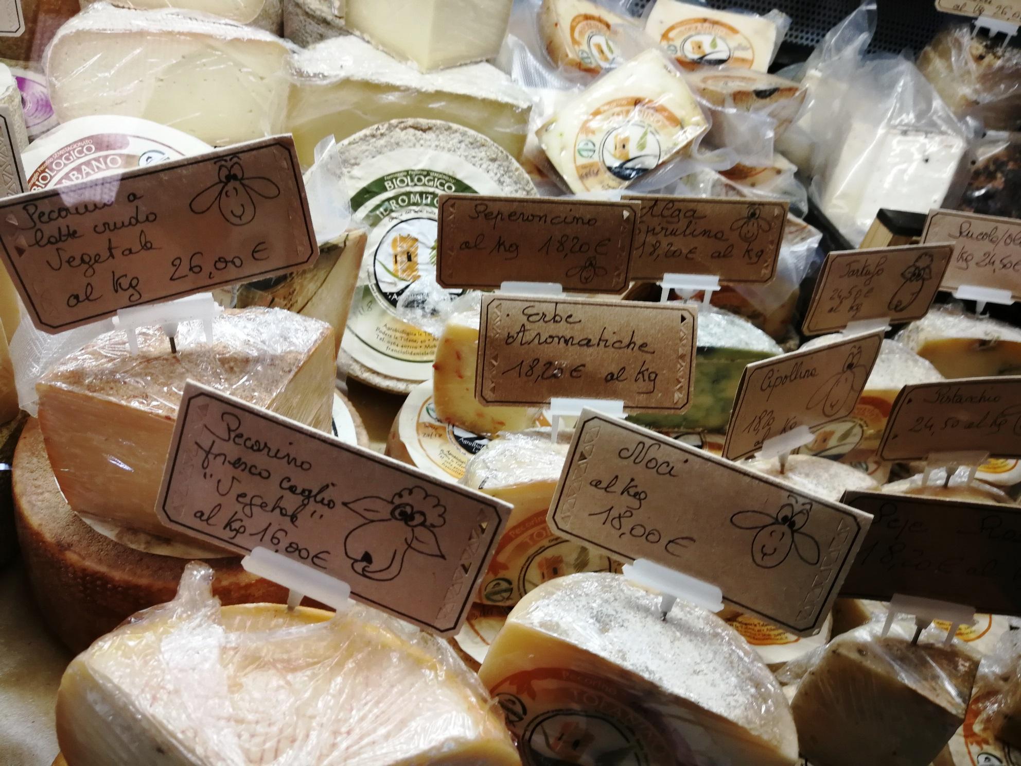 Puro formaggio maremmano