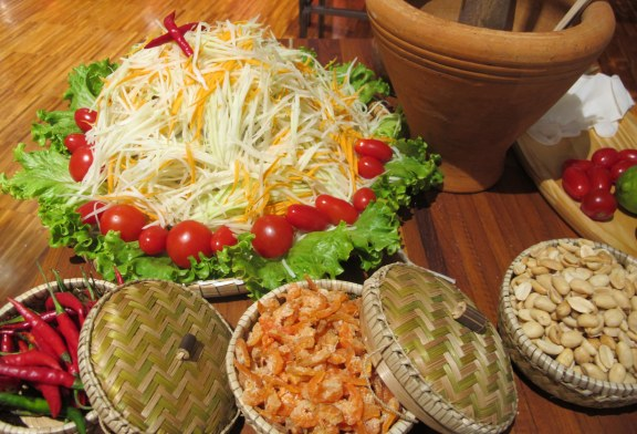 Conoscere la Thailandia attraverso il cibo