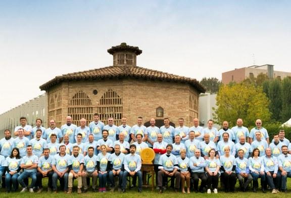 Produttori di Parmigiano Reggiano in Norvegia per gareggiare al titolo di miglior formaggio a latte crudo al mondo