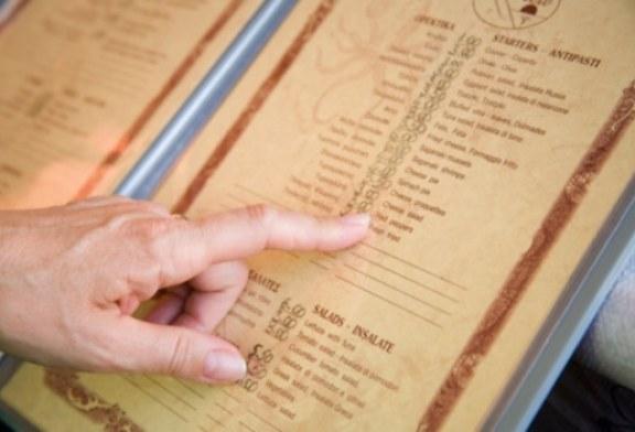 Incontri di affari a tavola – 3 parte, cosa si mangia in un pranzo d'affari?