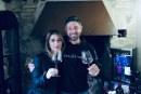 Siate affamati, siate folli, Simone Nannetti e il suo Brunello Cava d'Onice