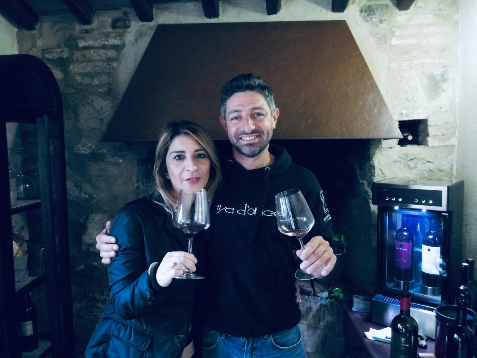 Photo of Siate affamati, siate folli, Simone Nannetti e il suo Brunello Cava d'Onice