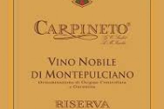 Carpineto conquista la Wine Spectator