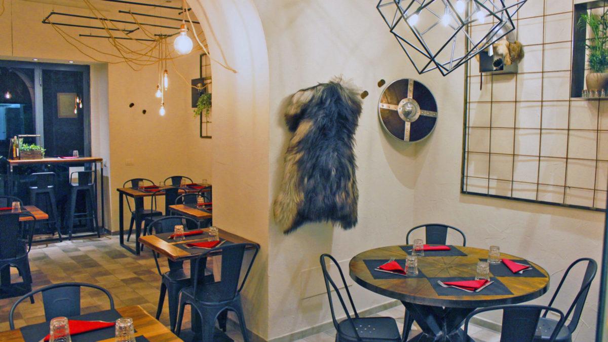Atmosfera vichinga al Walhalla per la cena di San Valentino