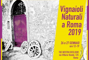 Vignaioli Naturali a Roma festeggia i suoi primi dieci anni
